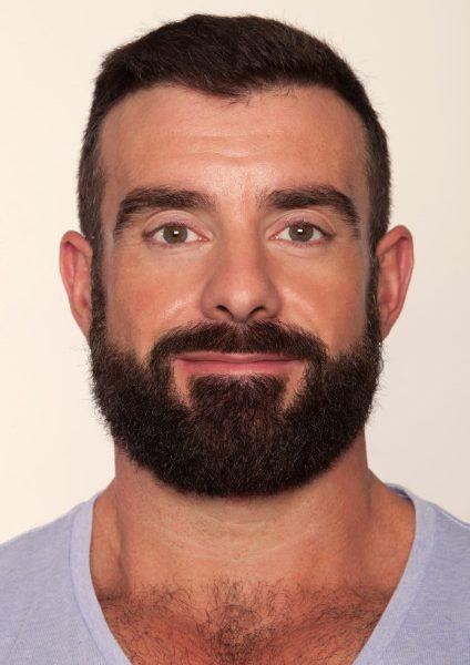 Beard Dye Black 40ml - Bodcare